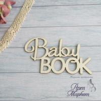 Baby Book РАЗМЕР: 7х3,9 см