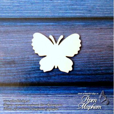 Бабочка, РАЗМЕР одной 2,5х2 см