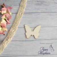 Бабочка обычная РАЗМЕР: 4х3,3 см
