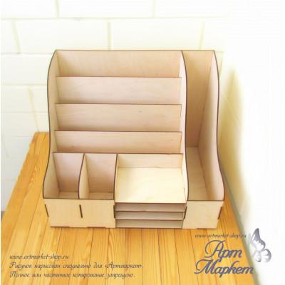 Стеллаж для хранения скрапбумаги для хранения скрапбумаги м др.скрапматериалов размером от 15 до 31 см. ДОСТАВКА  фиксированная - 260 рублей!