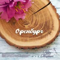 Чипборд Оренбург РАЗМЕР: 8,1 х 2,1 см